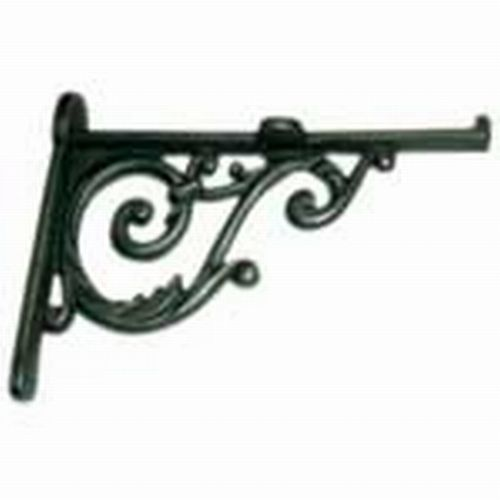 wrought iron curtain rod bracket - ShopWiki